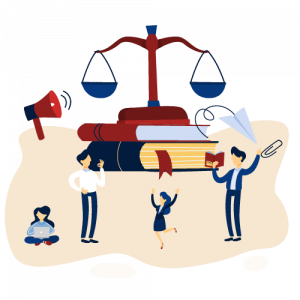 500x500 illustrations Law Firms