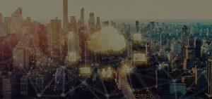 PublicCloudVendors Hero cloud over big city