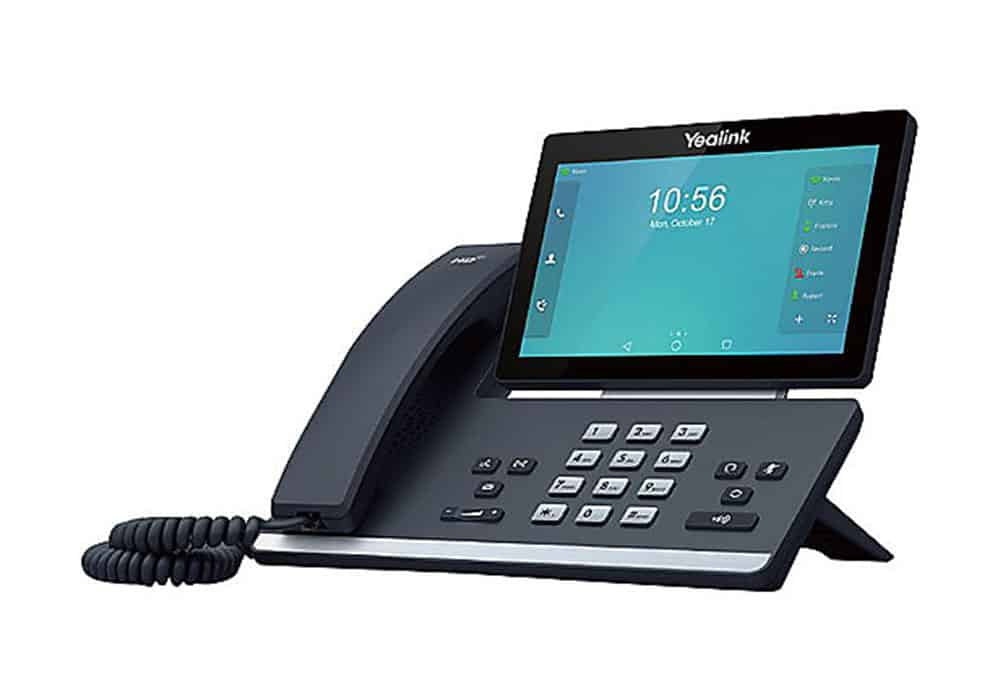 PhoneProductImages 0009 Yealink T58A