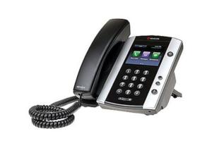 PhoneProductImages 0012 Polycom VVX 501