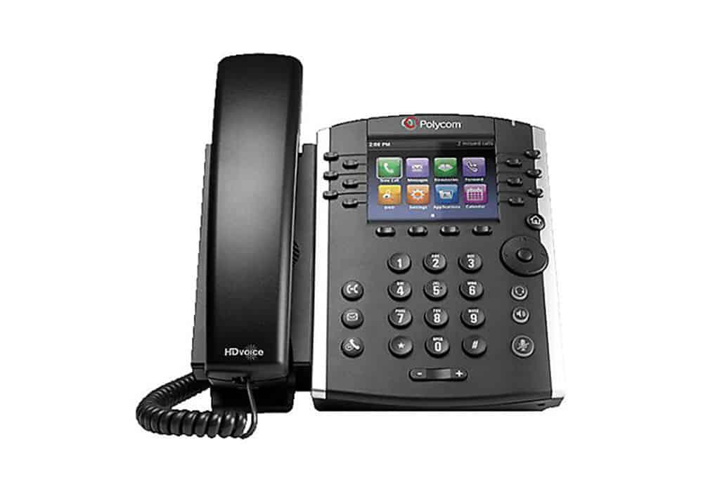 PhoneProductImages 0013 Polycom VVX 411