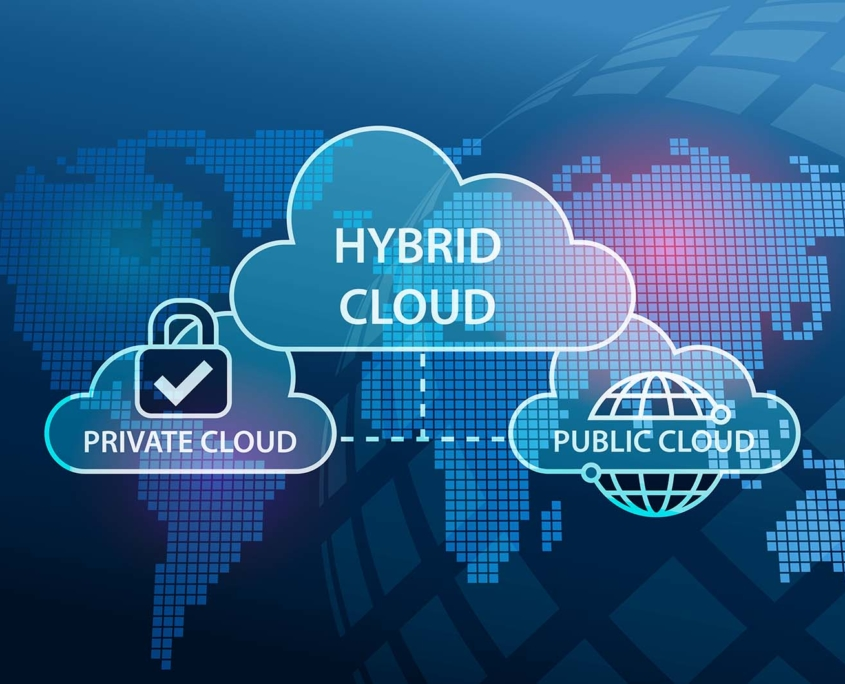 What are the Differences Between Public Private and Hybrid Cloud Services