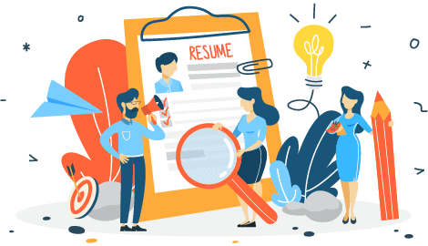 Resources Illustration Careers